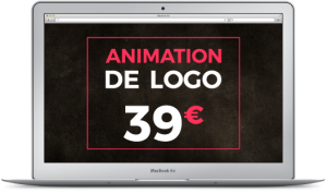 Animation de logo
